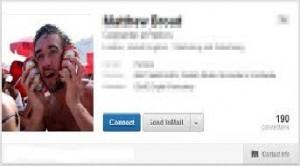 Ugly LinkedIn Profile