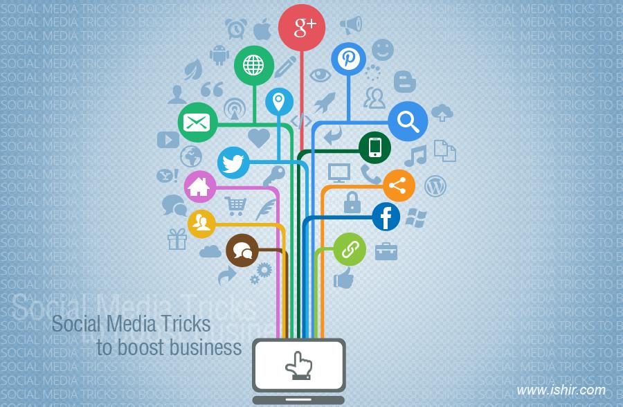 Social Media Tricks To Enhance Your Business