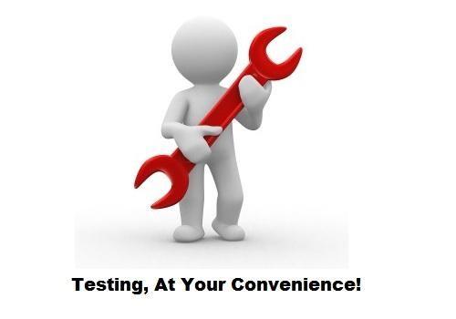 Demand testing Service Provider