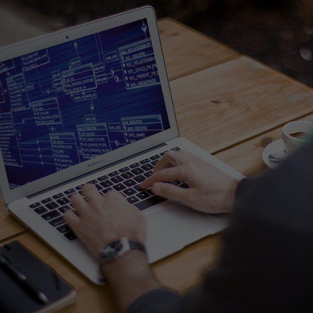 Datenbankmanagement-Lösungen Dallas