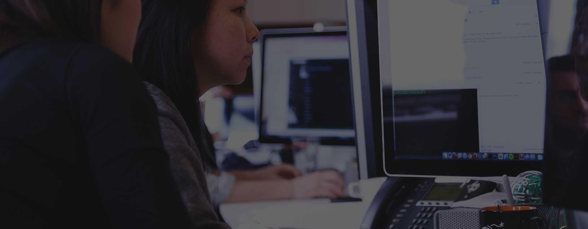 Virtueller Mitarbeiter Indien