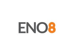 Logotipo de ENO8