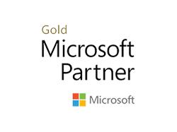 Gold Partner Logo de Microsoft