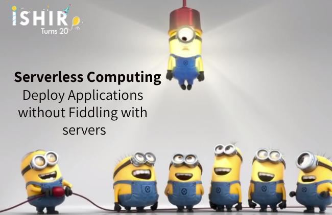 Serverless Computing Experts